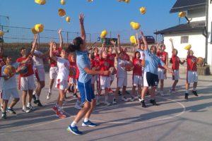 škola košarke za devojčice